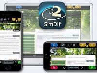 SimDif Website Builder für iOS